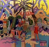 Original painting on canvas
