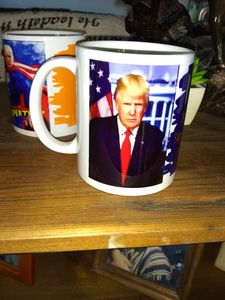 President Donald Trump Mugs - Mystique Creations