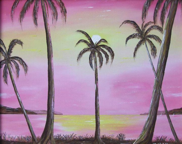Palm Beach - Noel's ART Gallery