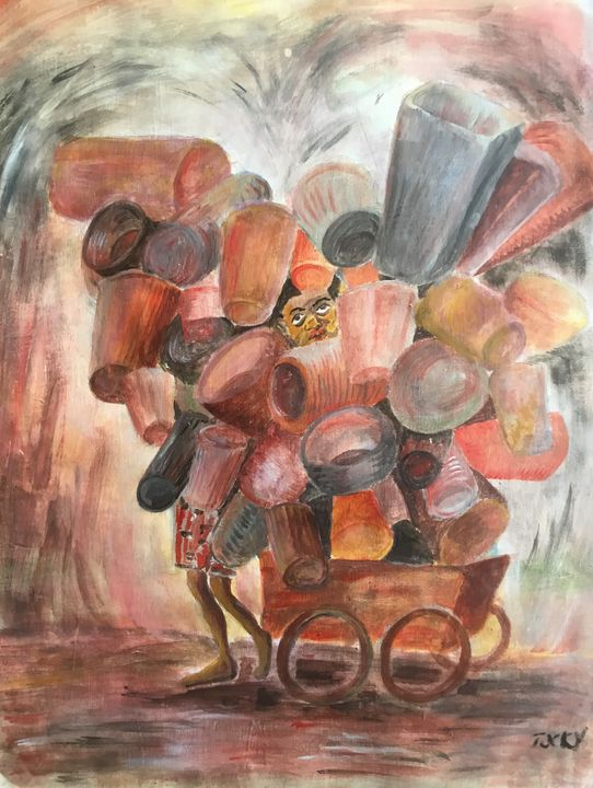 The Container Seller - Tucky Fussell