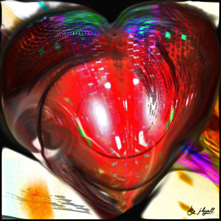 My Twisted Heart - j.lazell