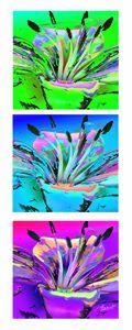 Lily Pop Trio-Cool - j.lazell