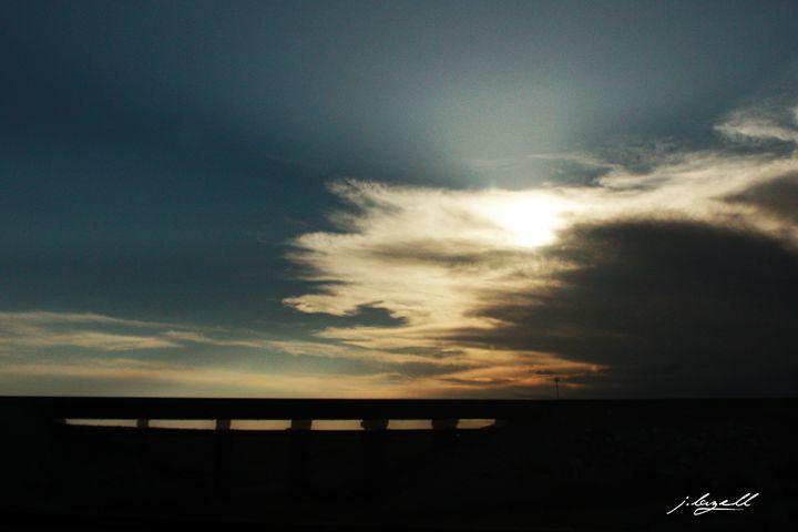 West Texas Sunset - j.lazell