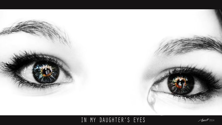 In My Daughter's Eyes - j.lazell