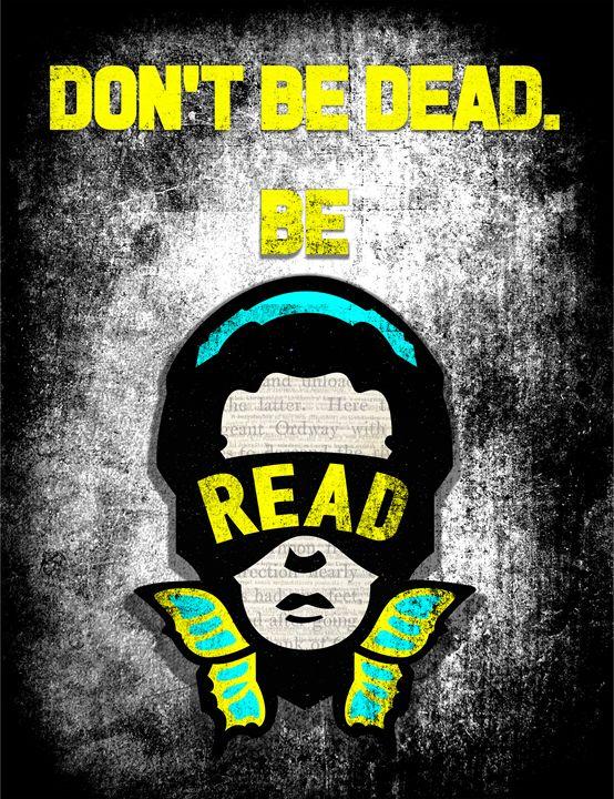 BE READ - IAMREAD