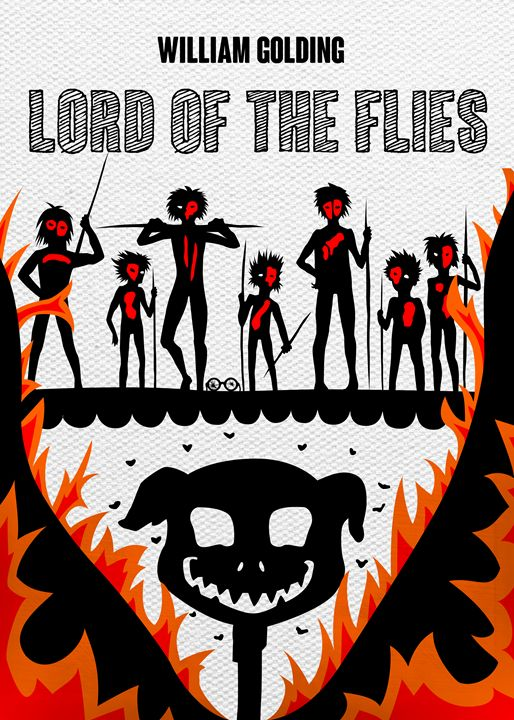 WILLIAM GOLDING, LORD OF THE FLIES - IAMREAD