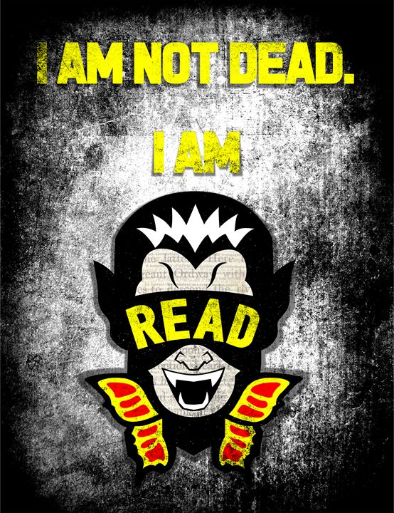 I AM READ, DRACULA - IAMREAD