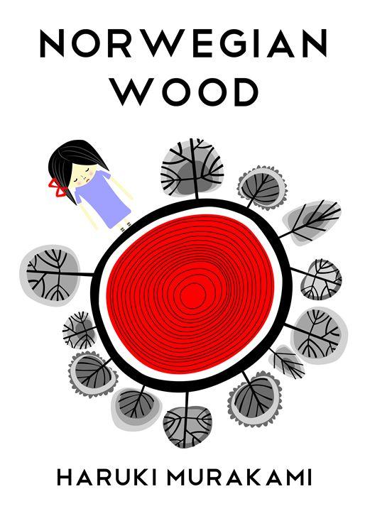 HARUKI MURAKAMI, NORWEGIAN WOOD - IAMREAD