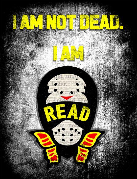 I AM READ, JASON - IAMREAD