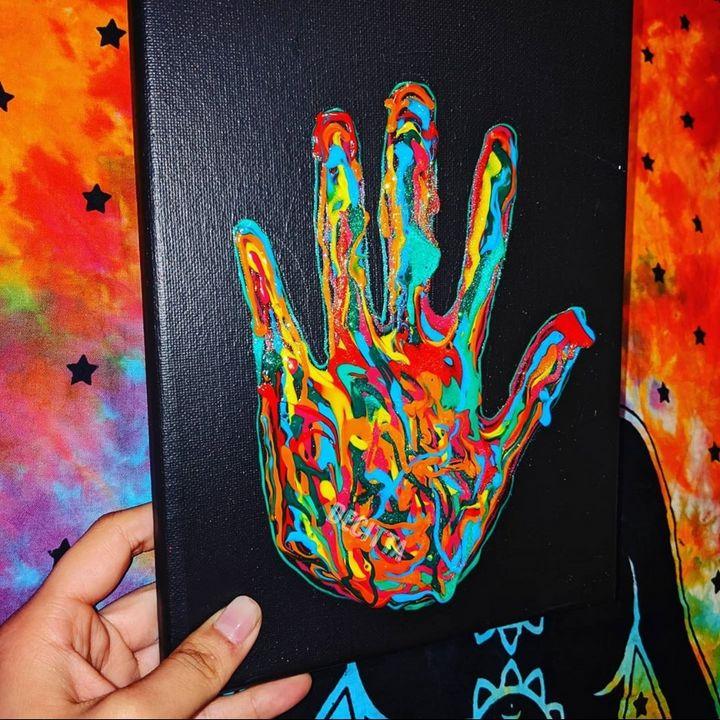 The hand that represents you - Decitta