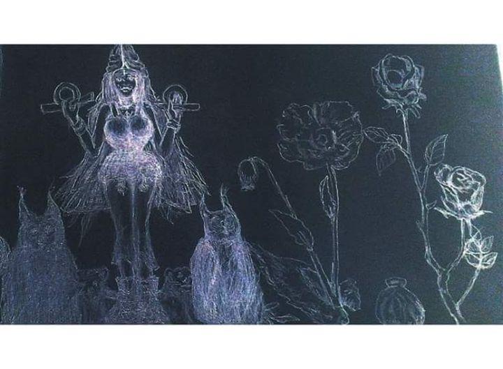 Goddess - Jim Samuel Sohlman