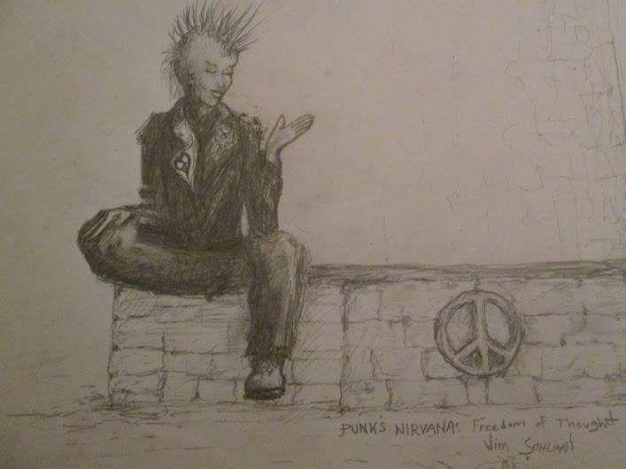Free thinking - Jim Samuel Sohlman
