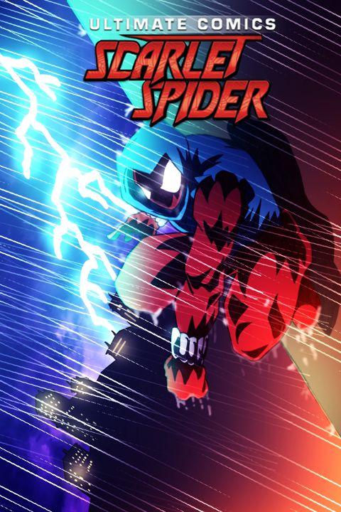 Scarlet Spider - Chadderbox Studio