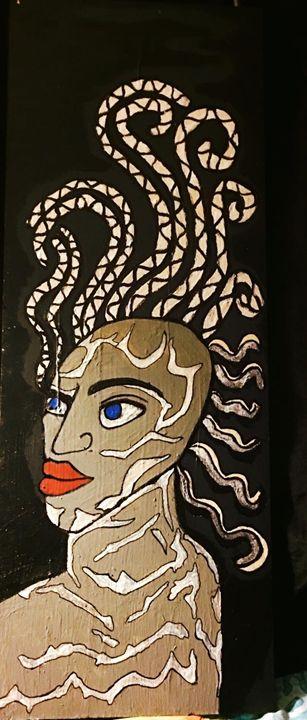 New world woman - Autumn N. Ingland