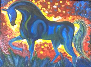 Mystic horseyy