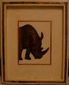 Rhino Collage