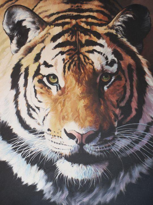 Siberian Tiger - Vivien Rhyan