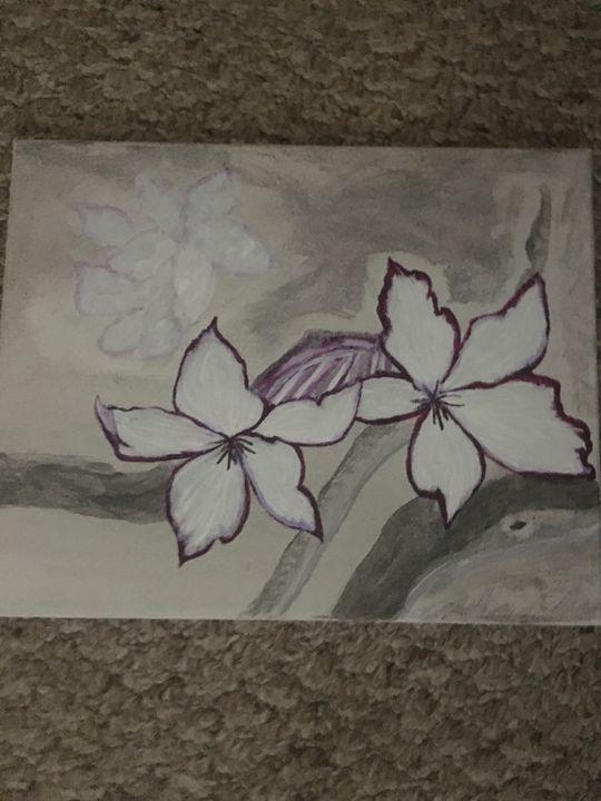Wild flowers - Francetta's Art