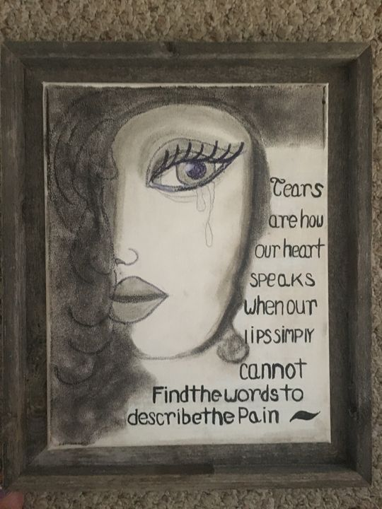 Tears - Francetta's Art
