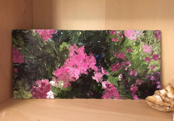 Flowers - Amber Jimerson Artist