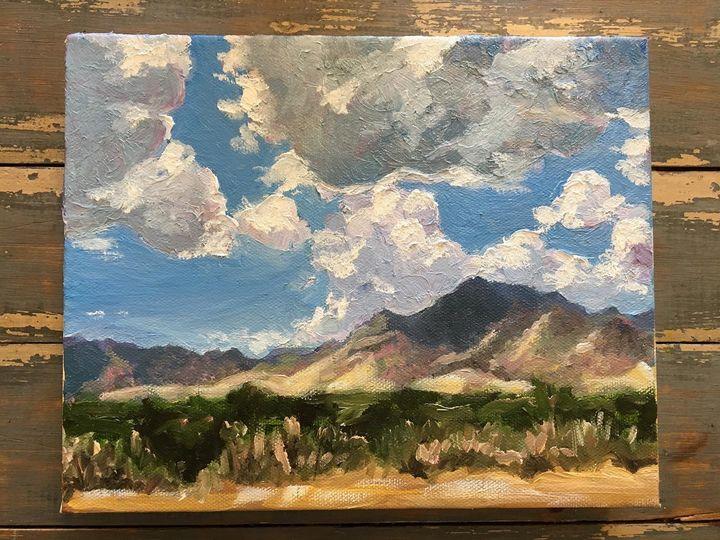 Arizona - Amber Jimerson Artist