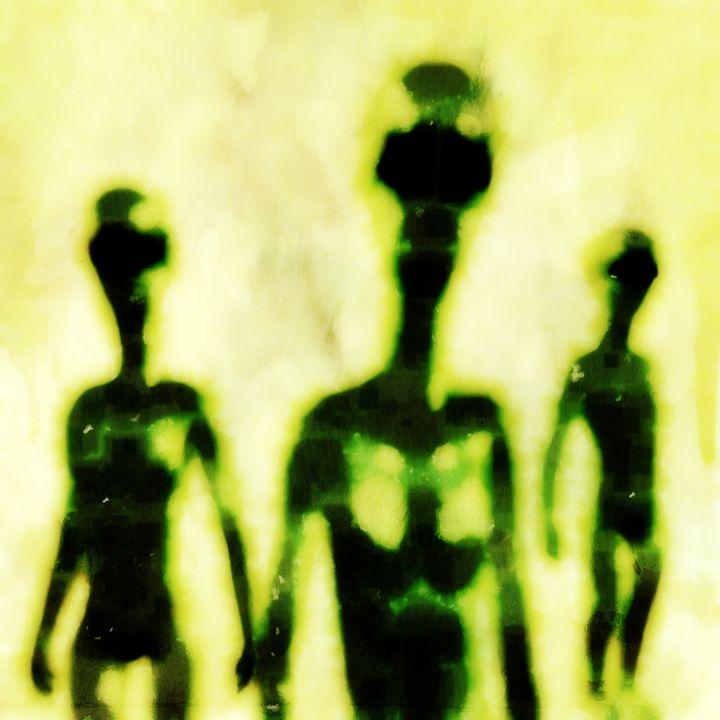 Alien Vintage by Raphael Terra - Esoterica Art Agency