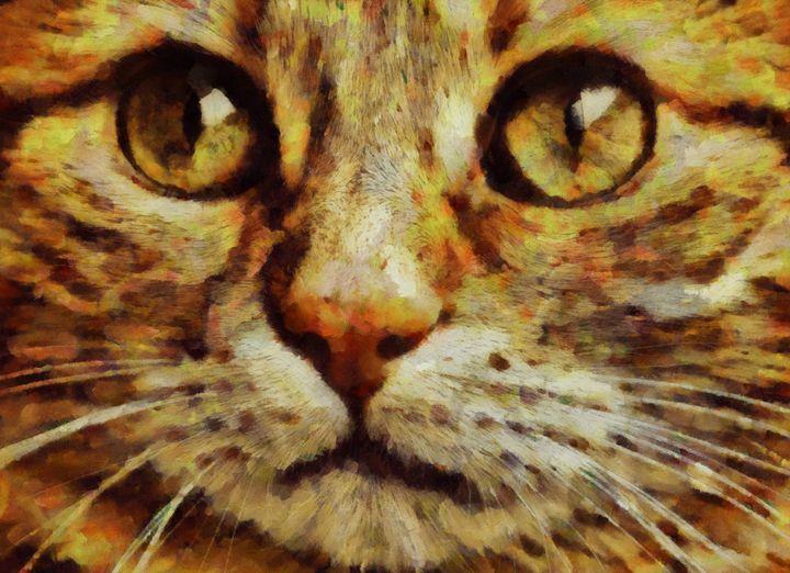 Bright Eyes by Pierre Blanchard - Esoterica Art Agency