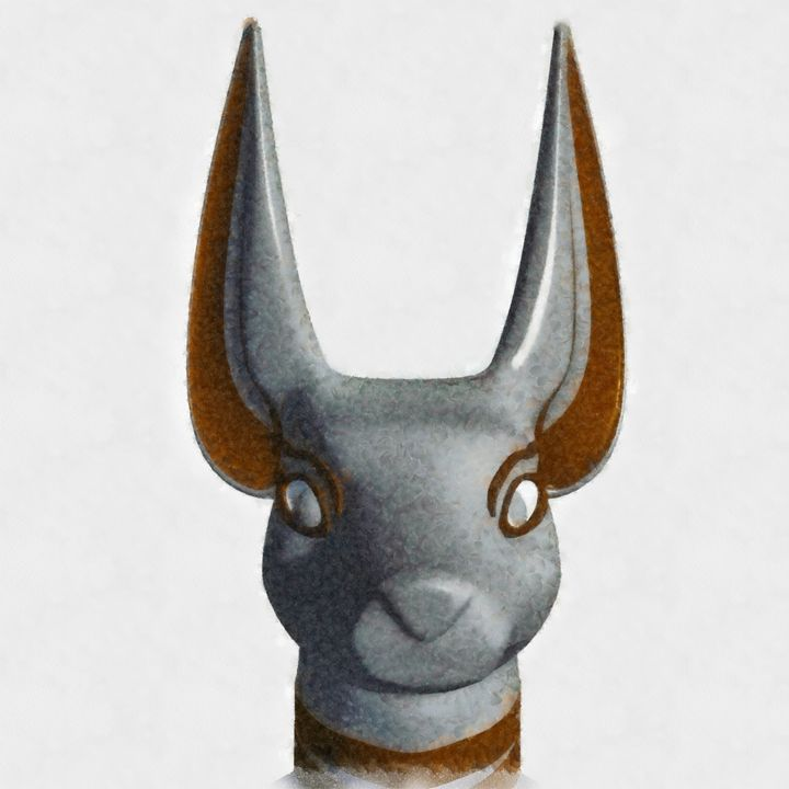 Anubis by Pierre Blanchard - Esoterica Art Agency