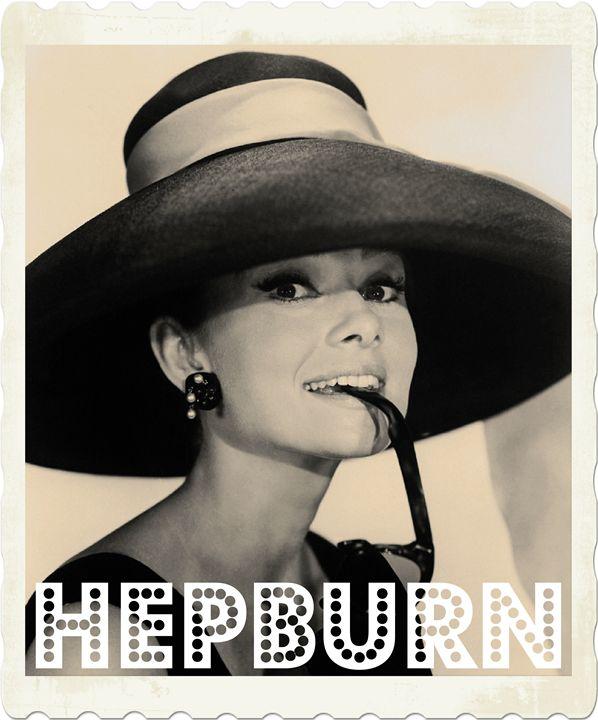Audrey Hepburn - Esoterica Art Agency