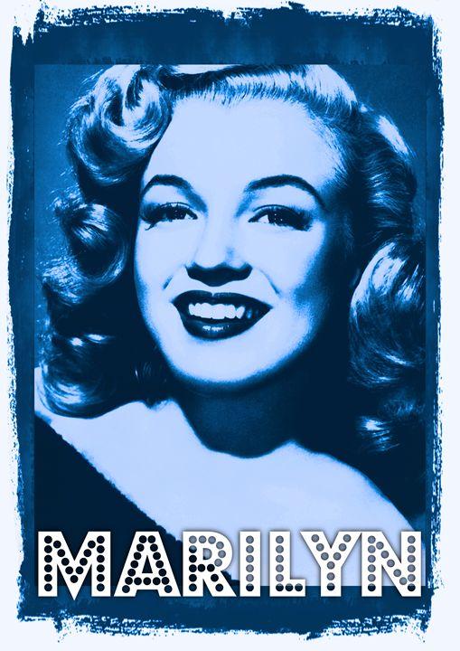 Marilyn Monroe - Esoterica Art Agency