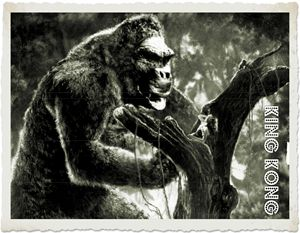 King Kong - Esoterica Art Agency