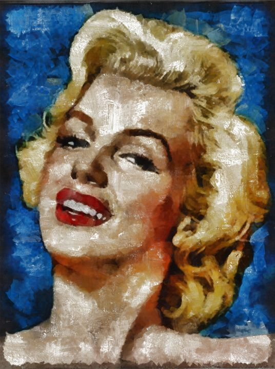 Marilyn Monroe - Esoterica Art Agency