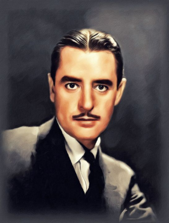 John Gilbert, Vintage Actor - Esoterica Art Agency