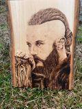 Ragnar wood burning