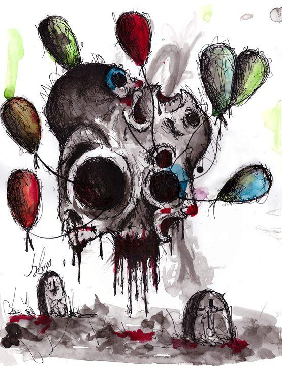 Carnival of Demons - Bloodless Art