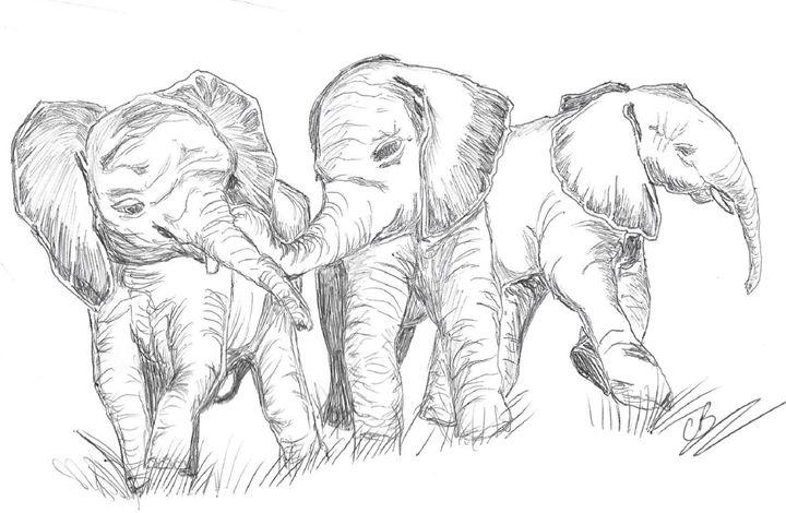 Friendship In The Wild - LoveSketches