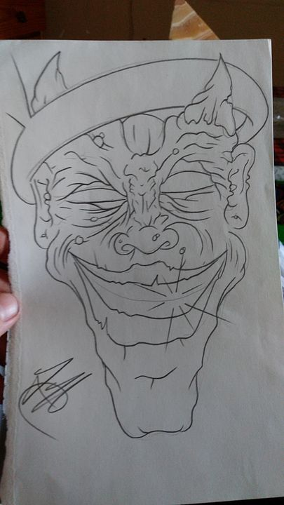 2TattedFrankie - Frankies drawings