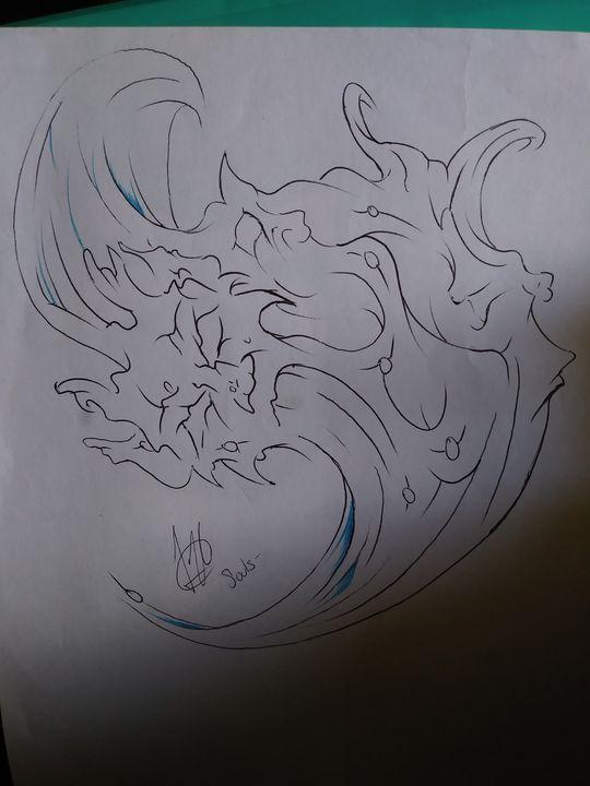 Soul's - Frankies drawings