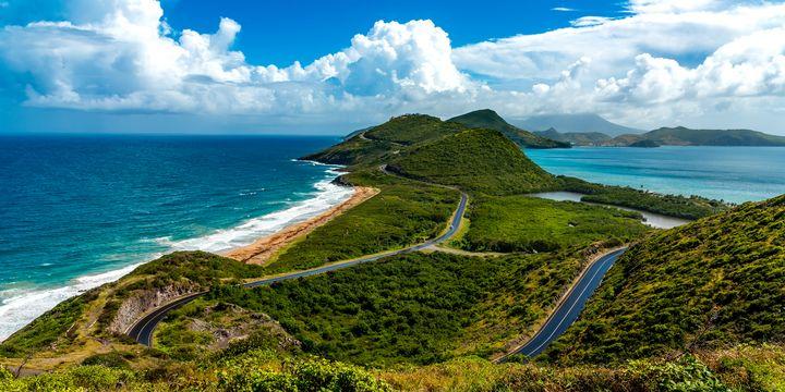 Atlantic Ocean meets Caribbean Sea - Carey Langsner Photography