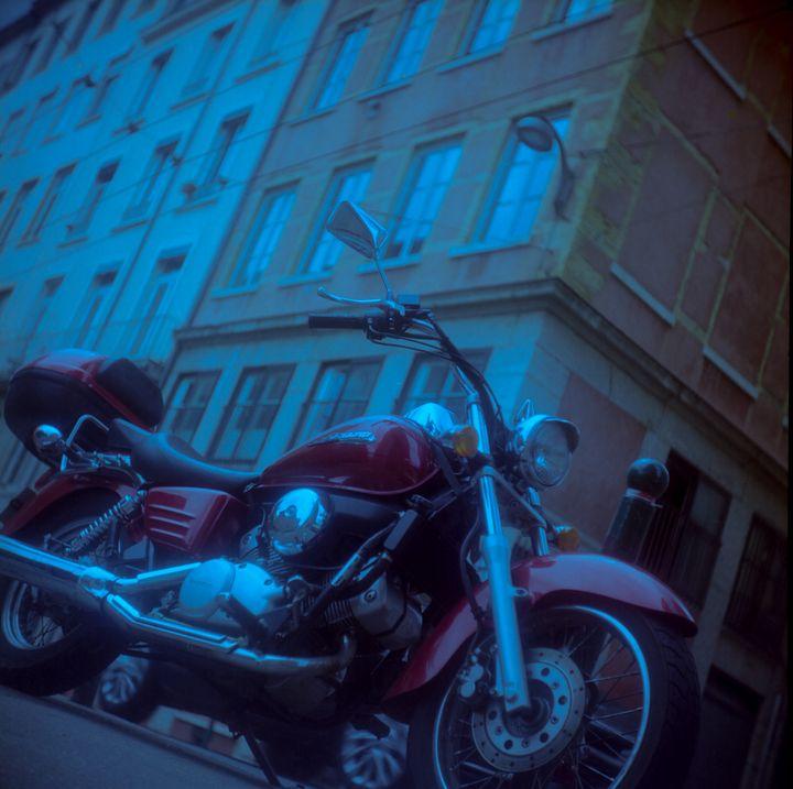 croix rousse bike - Johan Chapsak