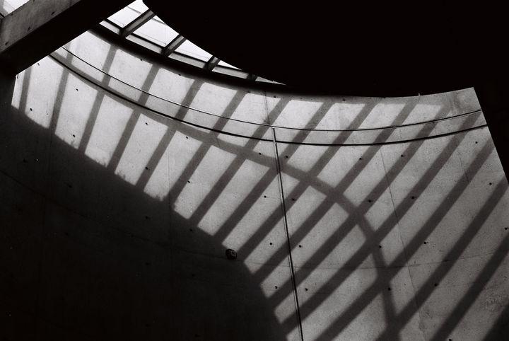 vertical shadows - Johan Chapsak
