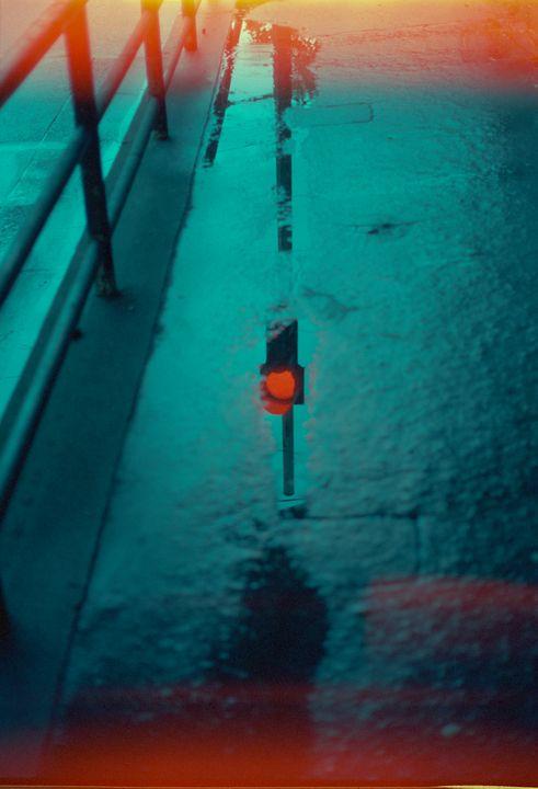 red puddle - Johan Chapsak