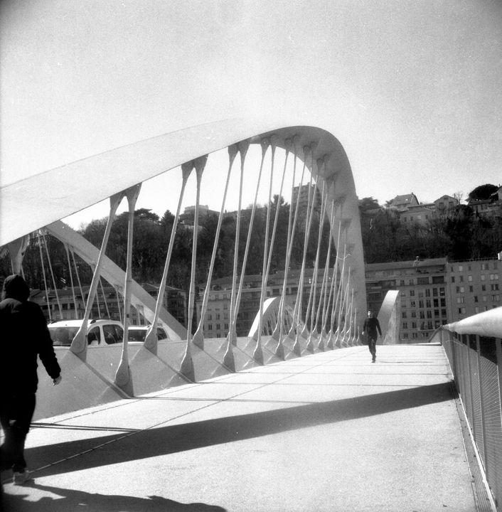 Schuman's bridge - Johan Chapsak