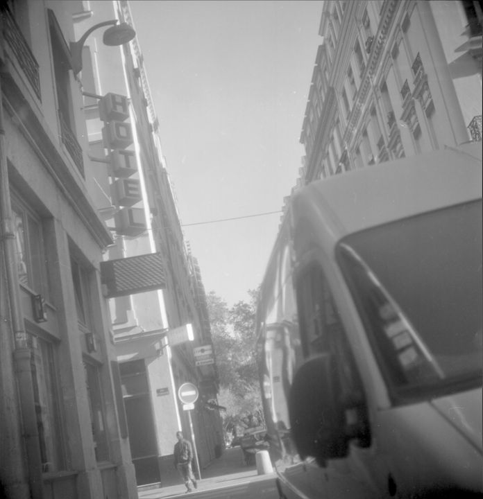 Hotel lyonnais - Johan Chapsak