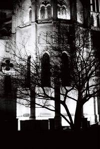 Saint Jean at night