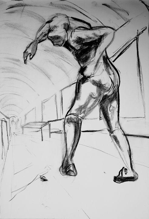 Violencia 7 - SEBASTIAN ARANGO ART