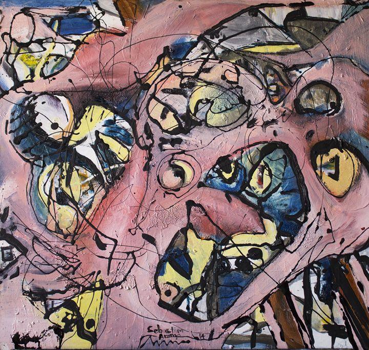 Calamares - SEBASTIAN ARANGO ART