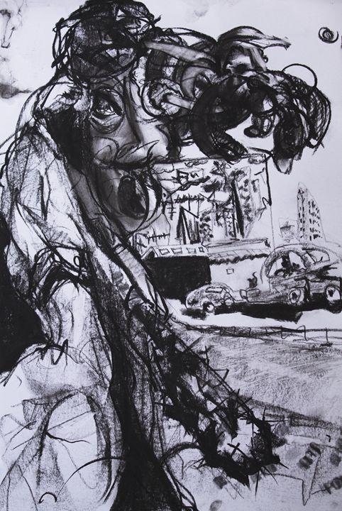 Violencia 4 - SEBASTIAN ARANGO ART