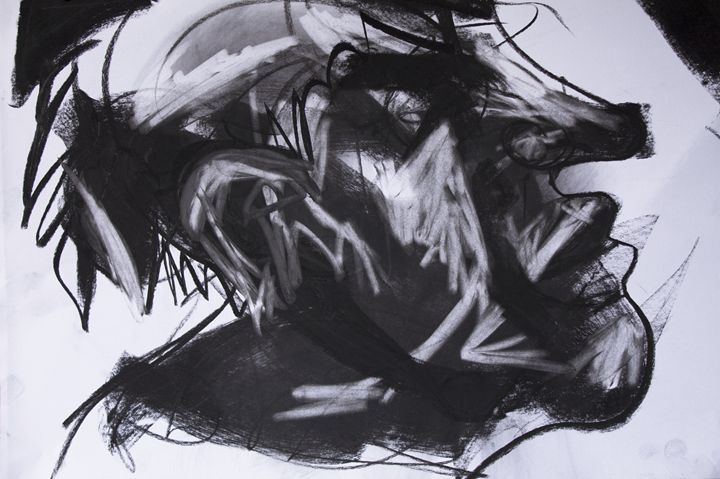 Violencia 3 - SEBASTIAN ARANGO ART