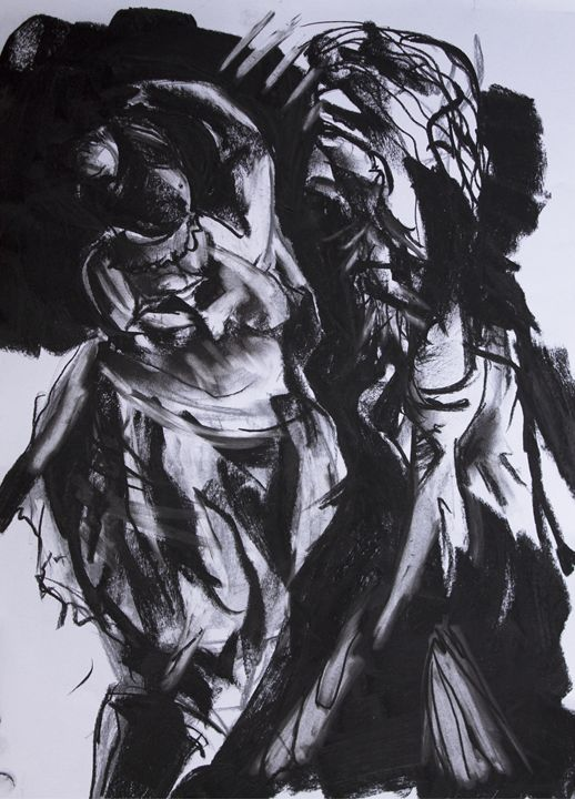Violencia 2 - SEBASTIAN ARANGO ART